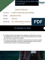 DIAPOSITIVAS EQUILIBRIO DE MERCADO