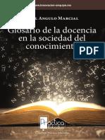 Glosario de La Docencia en La Sociedad Del Conocimiento