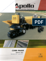 Apollo curb-paver-slip-form-type-kp-1200-sf