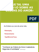 as ordens do amor 2