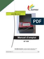 AP1000-manual-instrucciones-sames-kremlin-6407-ES