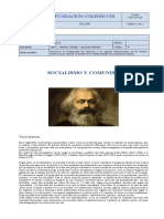 socialismo y comunismo guia taller 3