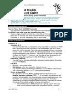 metadata Quick Guide.pdf