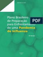 Plano Brasileiro Pandemia Influenza IV