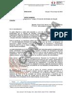 Defensoría recomienda inspección a Ocho Sur P