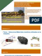 Materiales altamente resistivos
