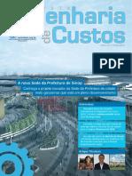 Revista engenharia de custos capa 2