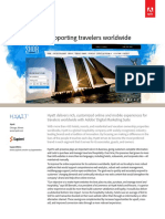 Adobe-Case Study Hyatt-Supporting travelers worldwide