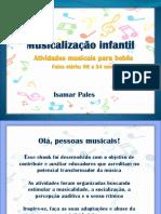 eBook Atividades Musicais Para Bebes 2