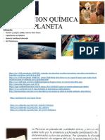COMPOSICION QUIMICA DEL PLANETA