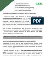 INFORMAÇÕES BÁSICAS CEP 2019 para site