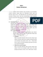 6. Tehnik presentasi