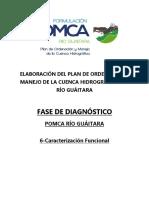 Caracterización funcional de la Cuenca Pasto Nariño