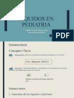 Líquidos Pediatria