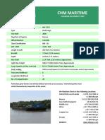JMC 2515 Spec Sheet