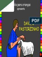 David the Shepherd Boy Portuguese