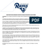 byron cunningham press release
