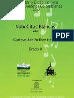 NUBE-CITAS BLANCAS