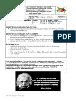 GUIA DE APRENDIZAJE lectura crítica 11 1ra parte