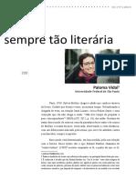 VIDAL, Paloma. Molloy sempre tão literária.pdf