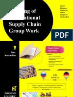 international supply chain groupwork power point _ group 5