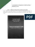 Texto 4 - Notas sobre a Constiruição Imperial de 1824