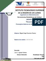 Conceptos básicos en diseños factoriales