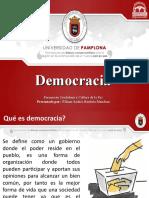 DEMOCRACIA BAUTISTA