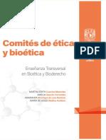 Comités Bioética