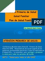 Atención Primaria en Salud Familiar