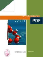 Laboratorio nº 8 de quimica 1 2015
