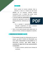 PROCEDIMENTOS ESPECIAIS 2