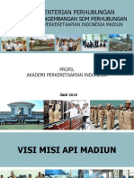 Paparan Profil API 5 Juni 2018