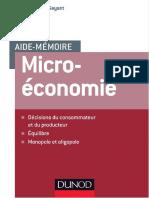 Aide-mémoire - Microéconomie.pdf
