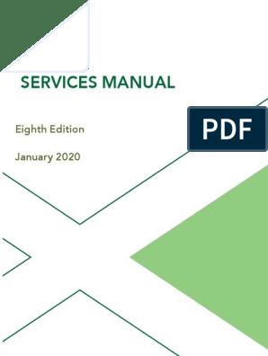 Sagia Service Manual 8th Edition En V2 Pdf Saudi Arabia License