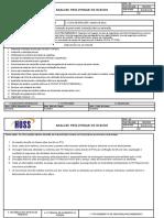 APR 26 - Instalação de ponte rolante, instalação elétrica e automação