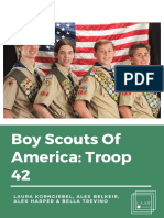 boy scouts of america troop 42