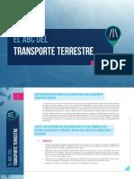 ABC DEL TRANSPORTE TERRESTRE