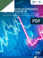 Impacto Economico COVID-19_ Analisis CA Argentina Colombia y Mx BCIE