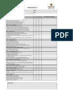 Formato inspeccion ECF