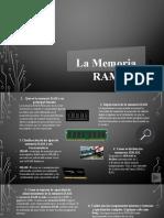 5.Memoria RAM- 20 de mayo del 2020