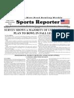 June 11, 2020  Sports Reporter
