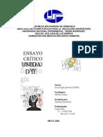 UNIDAD II - SOCIOLOGIA INTERPRETATIVA