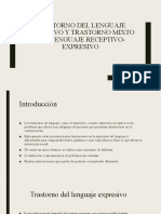Trastorno del lenguaje expresivo y trastorno mixto del.pptx