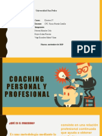 coaching personal y profesional