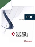 Manual de Operação Steinberg Cubase 5 - Português