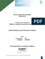 Unidad 2. Modelos para el desarrollo de software.pdf