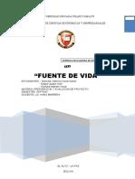 FUENTE DE VIDA