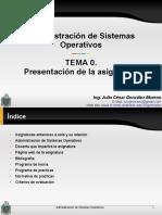 T0P-Presentación de la asignatura