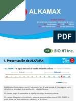 Alkamax producto multiusos